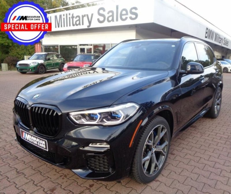 BMW X5 xDrive40i M Sport Package - Tax Free Military Sales ...
